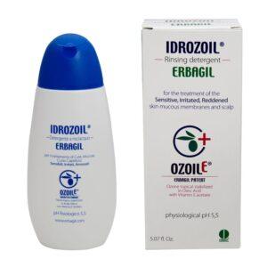 IDROZOIL rroztok na umývanie a ošetrenie kože a sliznice